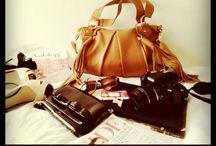 Shoulder Bags by Annie Diamantidis.