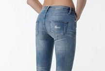 Jeans, jeans and jeans :)  / www.primerunway.com