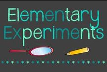 Elementary Experiments / by Amber Nicole