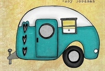if i had a camper / by Denise del Mundo