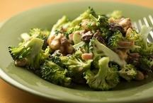 Recipes: Salad and Veggies / by Emily Garzolini