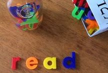 Literacy Toolbox / Pre-reading and early reading links & resources