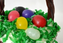 easter / Easter and spring crafts decor and food ideas / by Rachel Clark