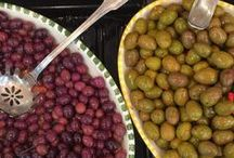 Olives and Olive Oil! / Cooking with olive oil, and olives!