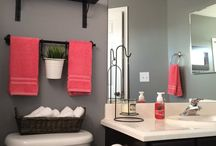 Bathrooms / by Angie Rhoads