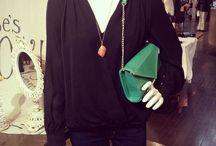 Green / Green Annie Handbags