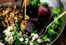 Salad Smorgasbord
