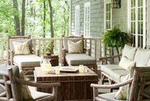 Patio / Porch Ideas / Home