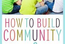 Classroom Community / Building a classroom community, routines, procedures