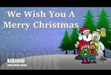 Christmas Singalong / A selection of singalong videos for Christmas Song