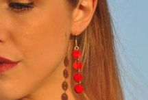 Leather Jewelry / Versatile and lightweight, leather jewelry are perfect to wear all day everyday. Fun and playful, leather jewellery comes in all shape and colors. Here are some of our favourite pieces