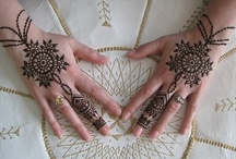 Art & Henna / ...mostly henna ;) / by The Butterfly