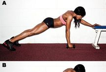 Fitness/Health / by Gabby Ruiz