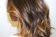 hair / by Hannah Elizabeth Buchanan