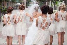 Wedding fashion: dress / www.dearmissj.com