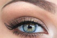 makeup / awesome makeup / by Hannah Elizabeth Buchanan