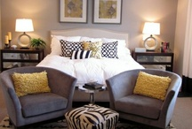Master bedroom / by Jaclyn Roscoe