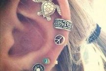 Tattoos/Piercings / by Hannah Elizabeth Buchanan