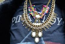 Accessory Friendly / Pile them on and don't feel bad about it. / by E Libbi