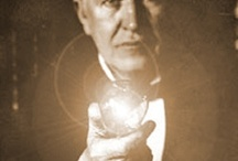 Thomas Edison / by Durante Electricco