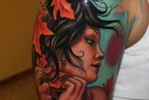 Tatts / by Michaela Foley
