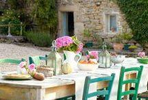Giardinamore / giardini terrazze e patio - fiori e decori - relax e convivio all'aria aperta