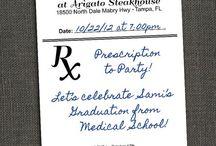 Britt's Rx Graduation Party / by Michelle Conner