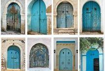 Knock and the door will be opened.... / Doors