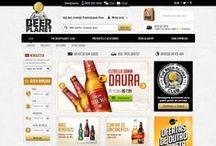 Bebidas / Projetos no segmento de bebidas.