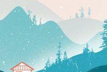 My Graphic work / Graphic design, illustrations & more...