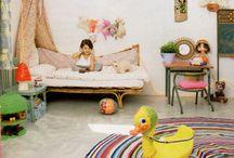 Kidsroom | Kinderkamer