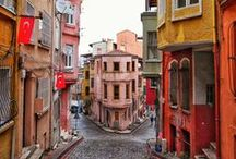 DESTINATION: TURKEY / Istanbul is my second home and this country has a special place in my heart.