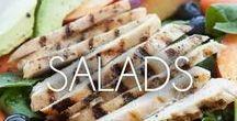 Paleo Salads / Enjoy some delicious and healthy paleo salad recipes!