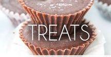 Paleo Treats / Enjoy some amazing paleo treat recipes!