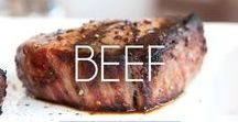 Paleo Beef Recipes / Get your protein in with these healthy paleo diet beef recipes!