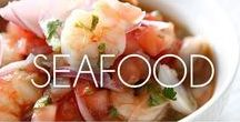 Paleo Seafood Recipes / Enjoy some amazing paleo seafood recipes!
