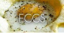 Paleo Egg Recipes / Everyone loves eggs!  Try some of these healthy and delicious paleo diet egg recipes