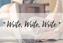*Write Write Write*