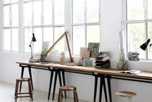 Workspace / Ideas for your next workspace, office or studio.