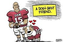 We Love Our Bulldogs! / by Sheri Anders