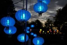 Lanterns and Lights / by Stephanie Barsness
