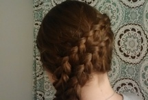 Hair :) / by Aly Larson