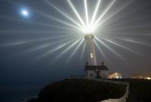 lighthouses / by Cindy Santonas