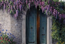 Doors, Entries,Gates & Knockers / by Mary Derrick 1