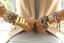 Arm Party / by Agyness Scobie