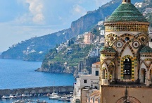 Come Let's Travel to ITALY / A few years back I was fortunate enough to visit Lake Como, Verona, Venice, Udine, Florence, Pisa, Cinque Terra, Amalfi, Positano, Capri, and  Rome .... It took my breath away....Someday I will have to move there so that I can reclaim my heart.... / by Mary Derrick 1