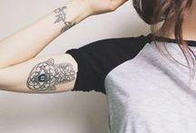 tattoos/piercings / by Jasmine Jenkins