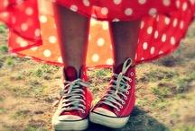 Red / by Stacy Goodhart-Elkin