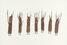 Curious Art: Marcel Dzama / Marcel Dzama / by Kelly Bock