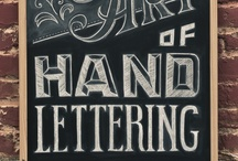 Design | Hand-Lettering / by Laurel Webster